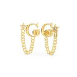 Boucles d'oreilles Femme Guess UBE70157
